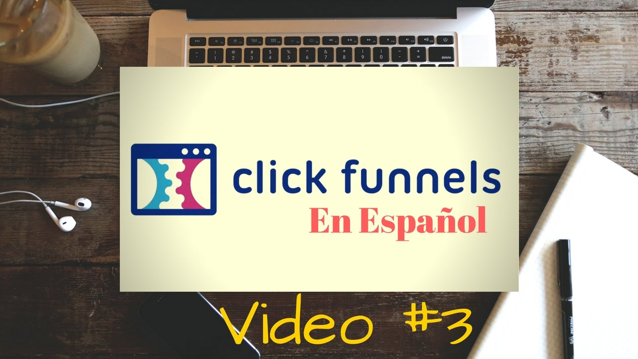 Click Funnels #3 Actionetics