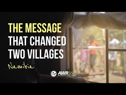 Journey to the Cell Phone Church | AWR360°