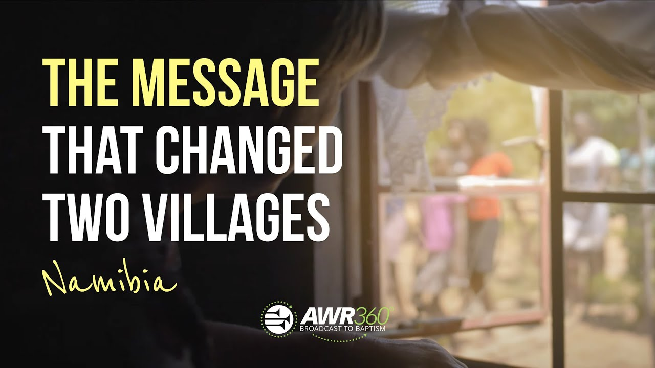 video thumbnail for Journey to the Cell Phone Church | AWR360°