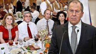 Лавров осудил Армению за преследования Кочаряна и Саргсяна