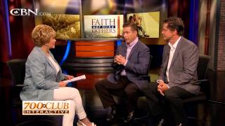 Stephen Baldwin on Latest Movie Faith of Our Fathers