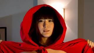 Momoka Nishina Red Sword