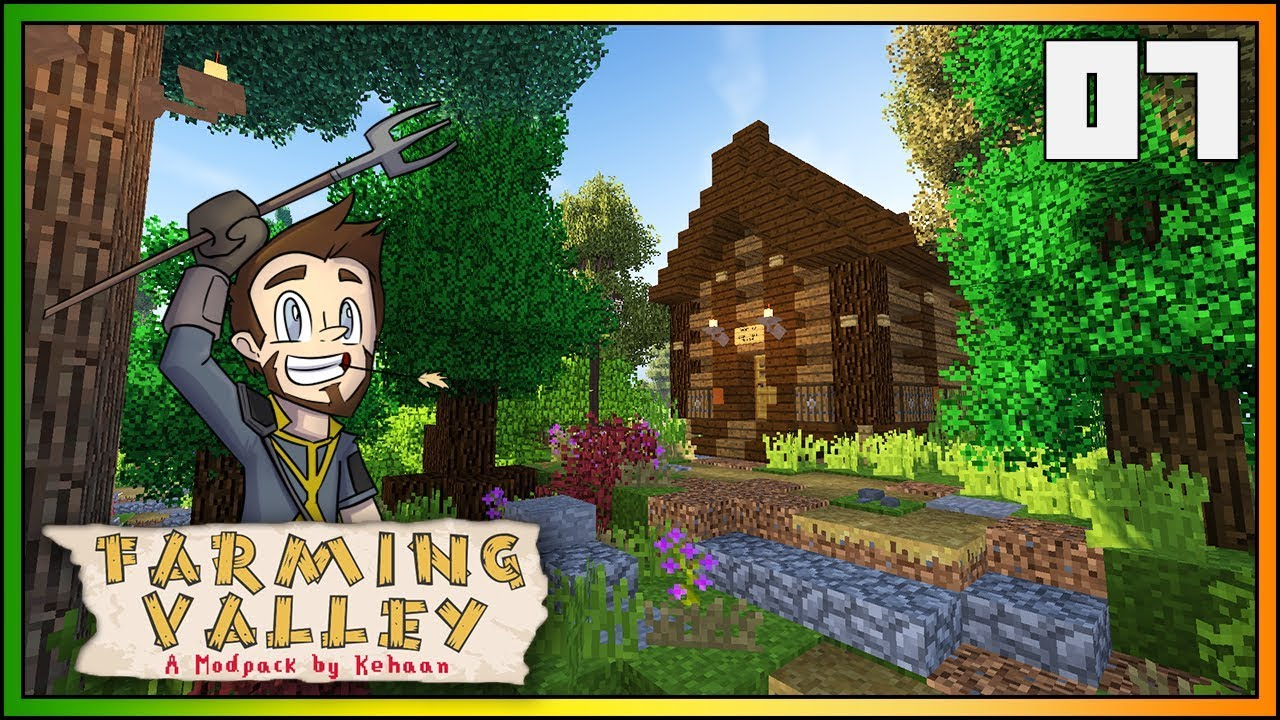 Download Minecraft ► Farming Valley [Season 2]► THE POULTRY FARM REUNION!!! ► EP.7 [ 1.10.2 Modded Minecraft]