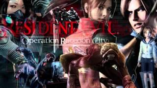 Resident Evil Operation Raccoon City Main Theme