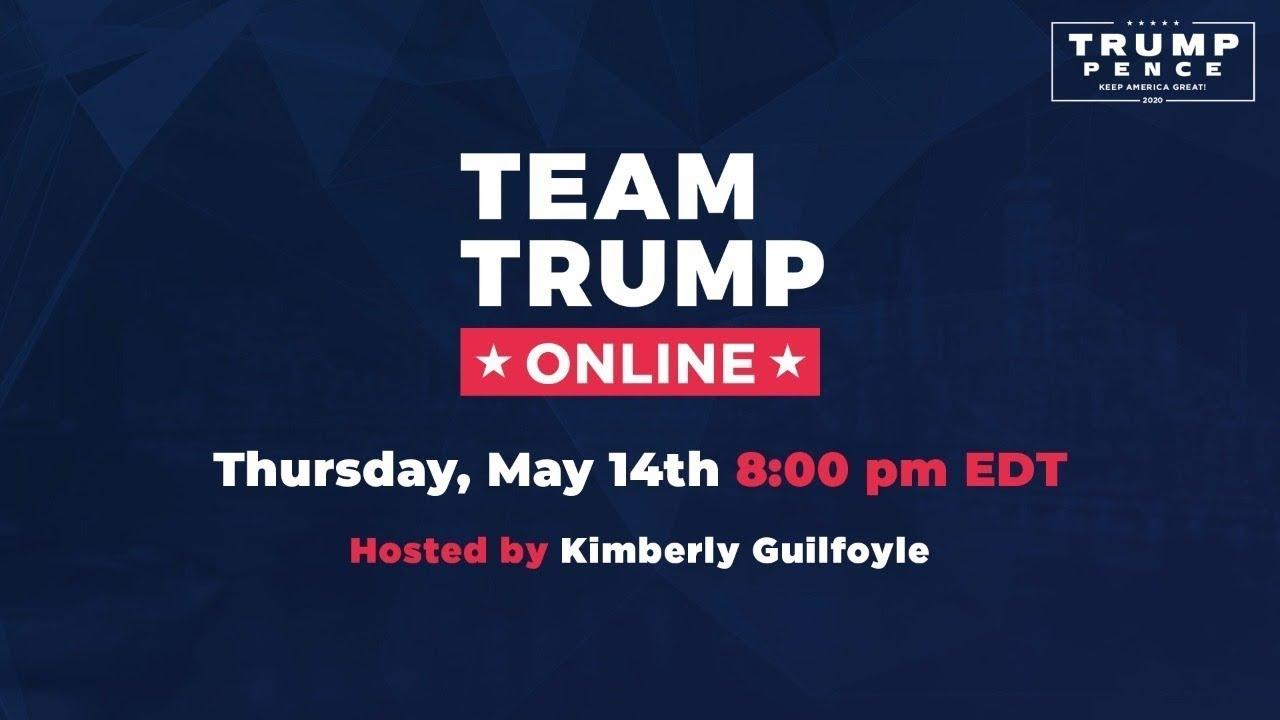 LIVE: Team Trump Online with Kimberly Guilfoyle, Gov. Mike Huckabee, and Jason Greenblatt