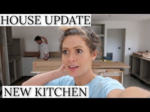 HOUSE UPDATE - NEW KITCHEN - BUNGALOW RENOVATION