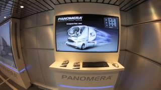 Endeavour RoadShow Truck - Panomera