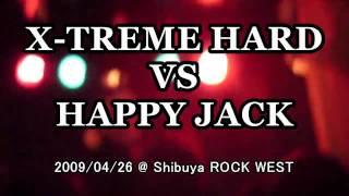 【X-TREME HARD】 m1dy 【VS HAPPY JACK】