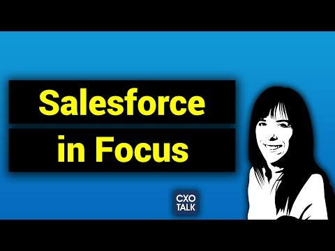 #217: Salesforce.com in Focus: Industry Analyst Perspective