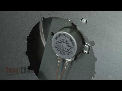 Turntable Motor Adapter - Kitchenaid Microwave #KMBP100ESS01