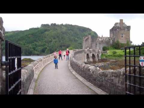 Loch Ness and Eilean Donan