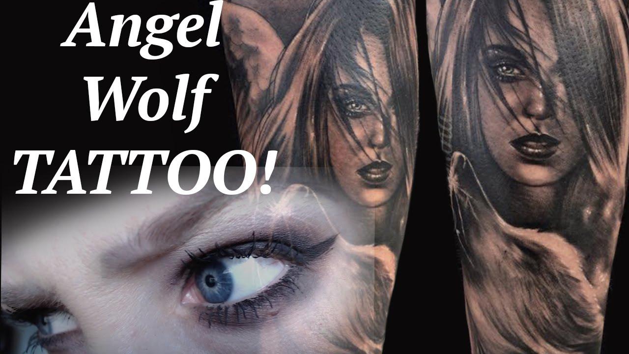 Dark angel girl nude-9684