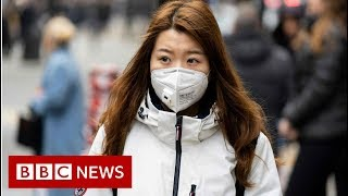 (Corona)  China coronavirus 'spreads before symptoms show' - BBC News