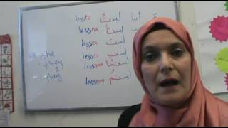 How to Negate Nouns and Adjectives in Arabic