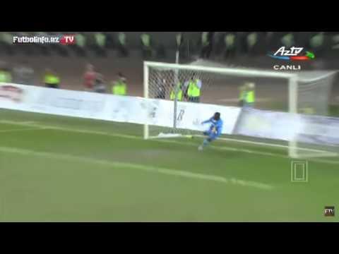 Лига Европы. 4-й отборочный раунд. Отв. матч. Карабах (Азербайджан) - Янг Бойз (Швейцария) 3:0
