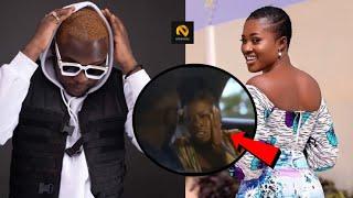 Breaking- Medikal Slaps Fella Makafui Because Of Phone Call