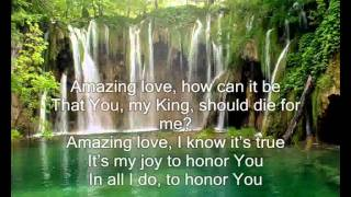 Newsboys - You Are My King (amazing Love) (with lyrics)