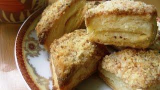 Пирожное со штрейзелем  Немецкая кухня