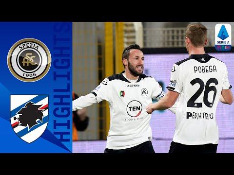 Spezia 2-1 Sampdoria | Nzola decide il derby | Serie A TIM