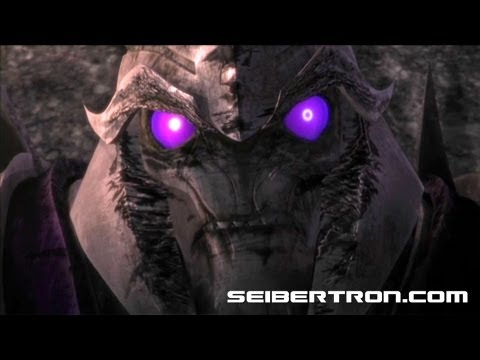 Transformers Prime One Shall Stand Clip 2 from Shout Factory