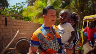 WE LOVE AFRICA (Behind The Scenes) - RedOne Ft. Aminux & Inna MODJA