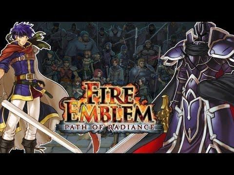 Let's Play Fire Emblem Path of Radiance #09 Je danse le Mia