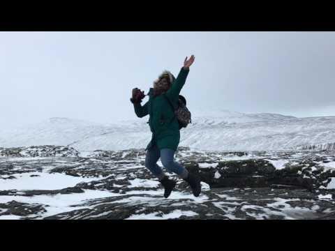 Travel Diary Iceland