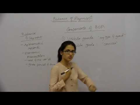 Balance of Payments   Part3   BOT & BOP   Mauli Gupta