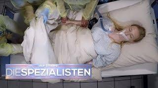 Tampon vergessen: Frau stirbt fast an toxischem Schock | Auf Streife - Die Spezialisten | SAT.1 TV