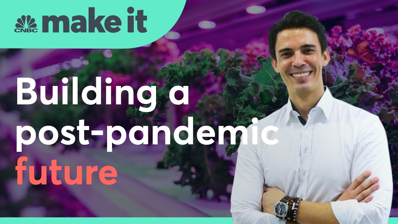 These start-ups are preparing for a future after the pandemic | CNBC Make It