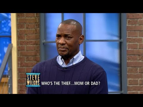 Did Pops Steal From His Step Daughter? (The Steve Wilkos Show)