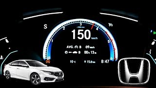 2019 Honda Civic Top Speed Test | Acceleration Test