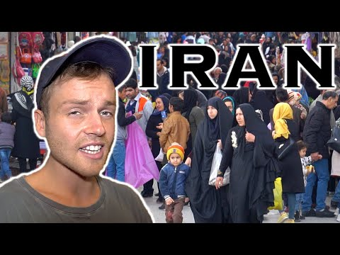 IRAN UNCOVERED 🇮🇷 (Exploring a Remote Area of this Misunderstood Country)