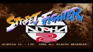 Saturn Longplay [051] Street Fighter Alpha 2