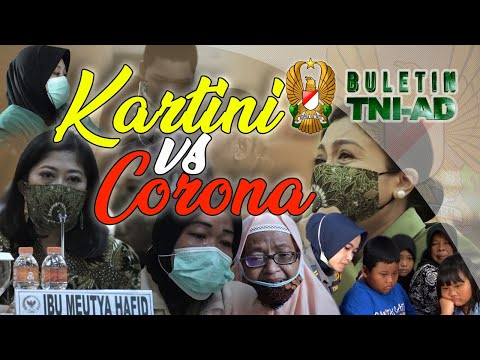 Kartini vs Corona | BULETIN TNI AD
