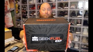 Geek Fuel EXP Volume 7 Mystery Box Unboxing + FULL OF COOL GEEK STUFF
