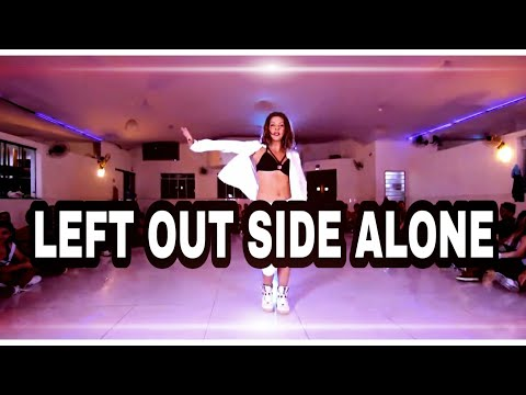 💯ANASTACIA - LEFT OUTSIDE ALONE » LIVE CLASS » KARINA ROCHA