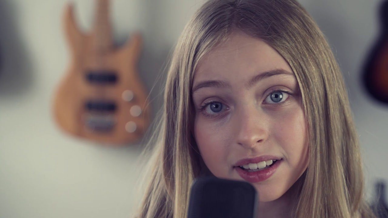 Olivia Fanders   Can't Help Falling in Love (Cover)