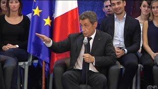 Nicolas Sarkozy promet de revenir sur la réforme territoriale