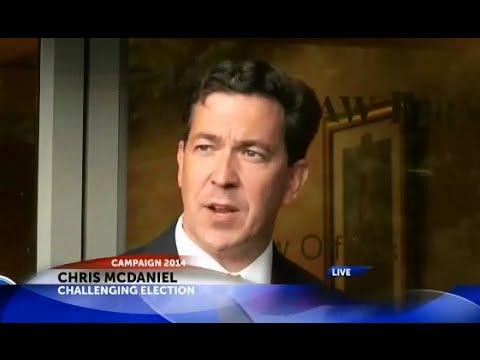 • Chris McDaniel Challenges Mississippi Election • Press Conference • 8/4/14 •