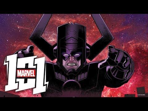Galactus   Marvel 101