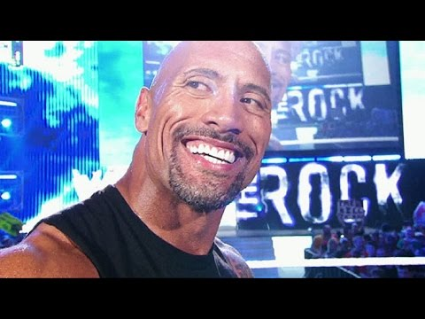 The Rock WWE Hall of Fame 2017 Induction Video must watch ...