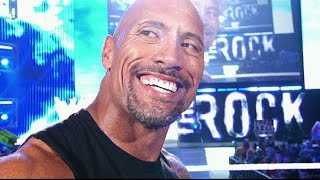 The Rock WWE Hall of Fame 2017 Induction Video must watch