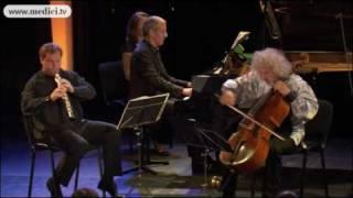 Mischa Maisky, Aleksandar Madzar, Alexei Ogrintchouk - Beethoven Piano Trio No. 4 Gassenhauer