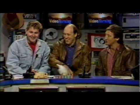 TNN interview - Randall Franks, David Hart & Alan Autry on Video Morning