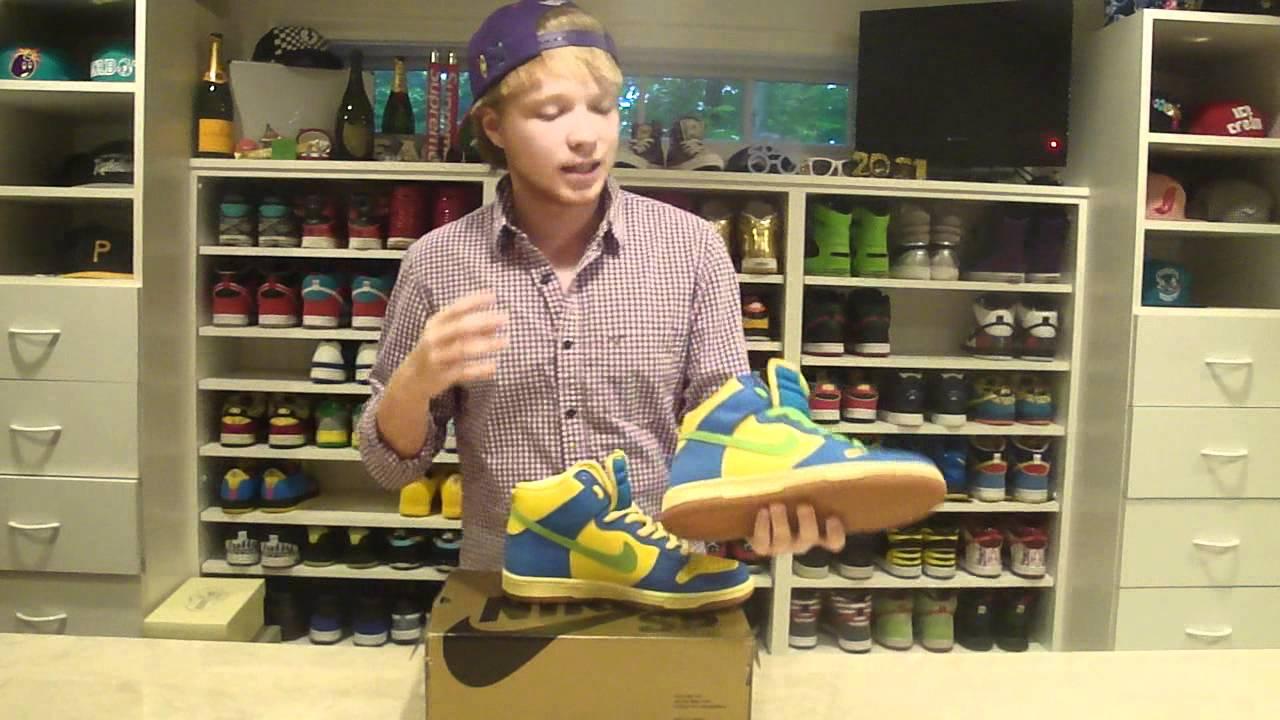 Nike Sb Marge Simpson Dunk High