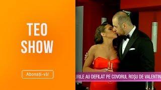 Teo Show - &quotOh, Ramona&quot, premiera de gala! Cuplurile au defilat pe covorul rosu de ...