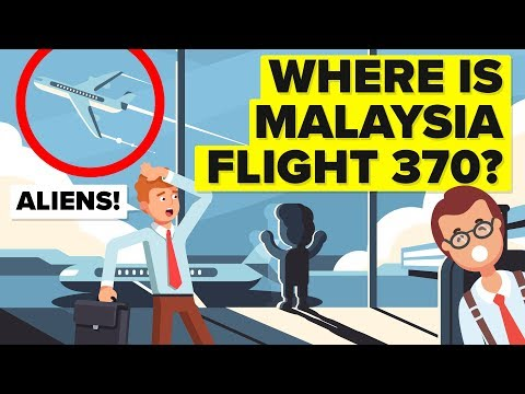 What Happened To Malaysia Airlines Flight...