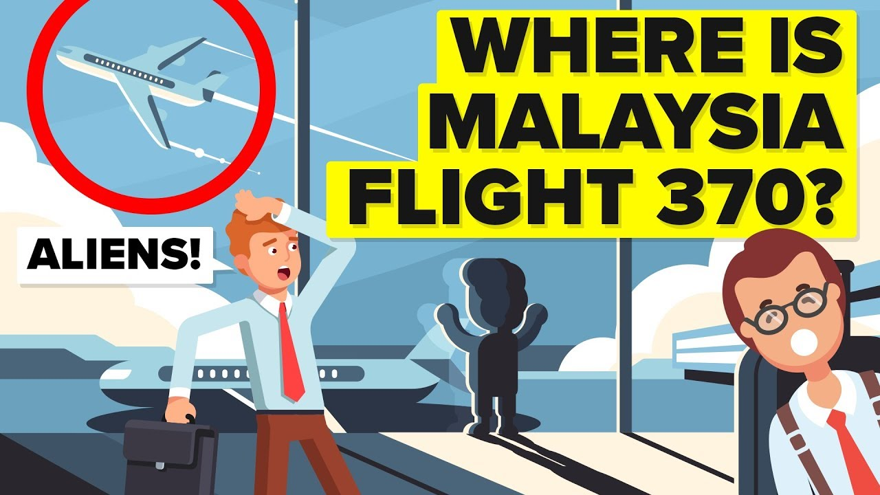 What Happened To Malaysia Airlines Flight 370?
