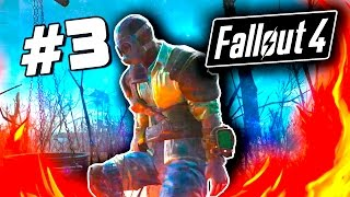 Fallout 4 - СТРОИМ БАЗУ - Жуки Отморозки 60 Fps 3